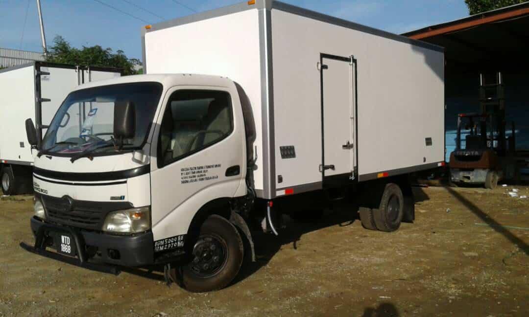 9cdef949bd Chiller Truck Rental Kuala Lumpur   Selangor